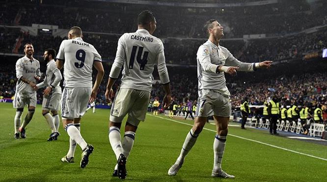 Real Madrid fırsatı kaçırmadı