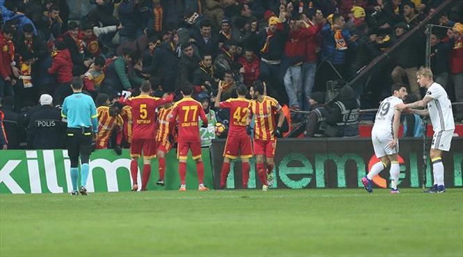 Kayseri-F.Bahçe: 4-1