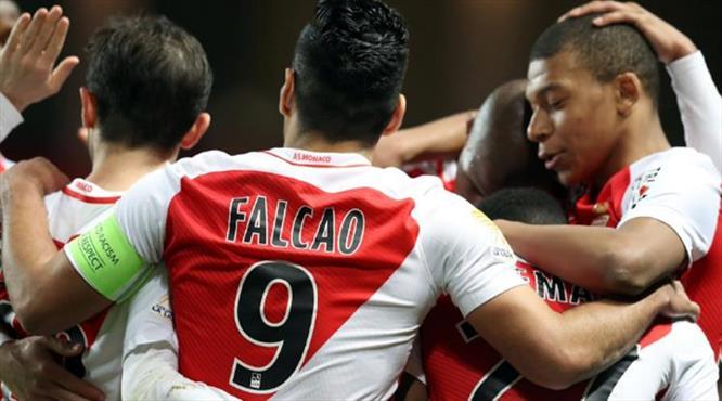 Monaco, Nice'i ezdi geçti!