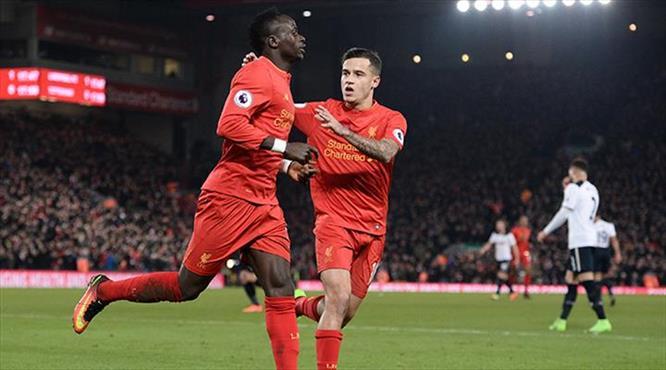 Dev maç Liverpool'un!