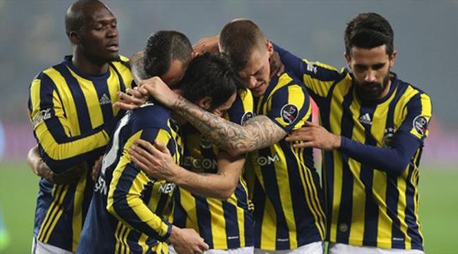 FB - Osmanlı: 1-0 (ÖZET)