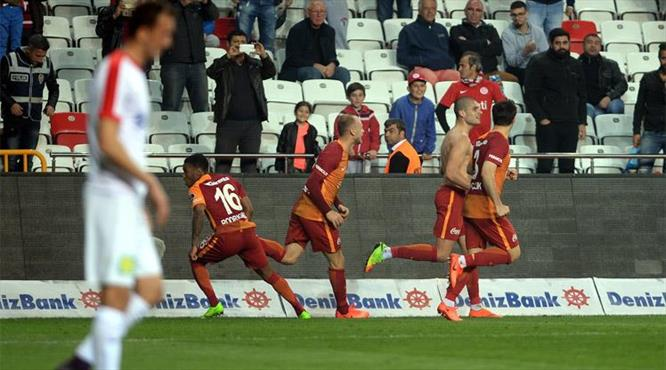 Antalya-GS: 2-3 (ÖZET)