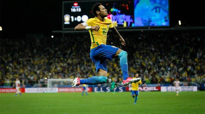 Brezilya garantiledi (ÖZET)