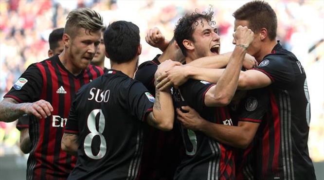 Milan'dan büyük patlama!