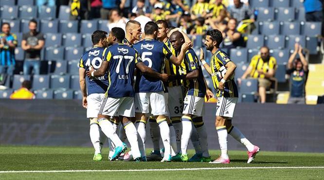 Fenerbahçe-Ç.Rizespor: 2-1