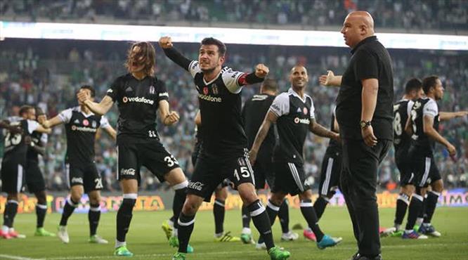 Bursa-BJK: 0-2 (ÖZET)