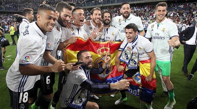 Real Madrid hasreti bitirdi!