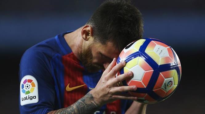 Barça ne yaptıysa olmadı! (ÖZET)