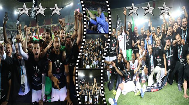 Beşiktaş'ın şampiyonluk öyküsü (4)