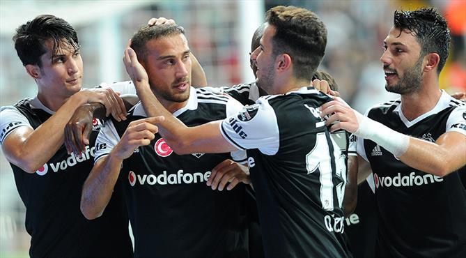 Beşiktaş'ın golleri (3.bölüm)