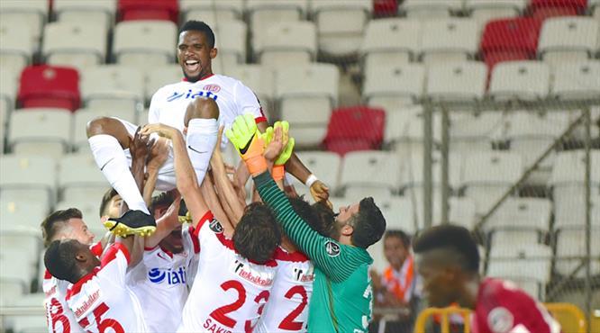 Antalyaspor'un golleri (3.Bölüm)