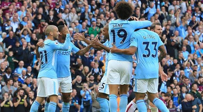 City gol yağdırdı: 7-2