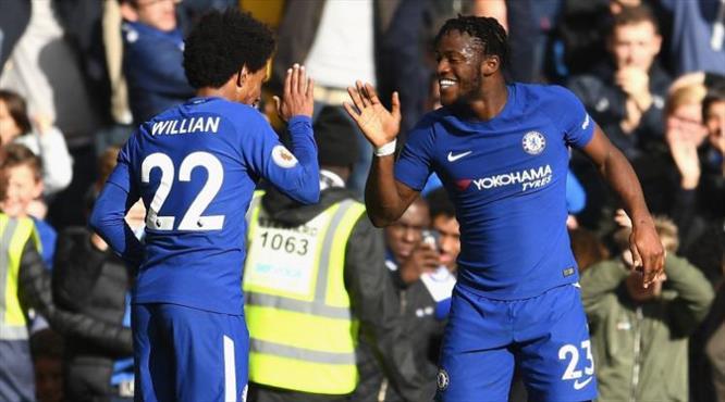 Oyuna girdi, Chelsea'yi kendine getirdi!