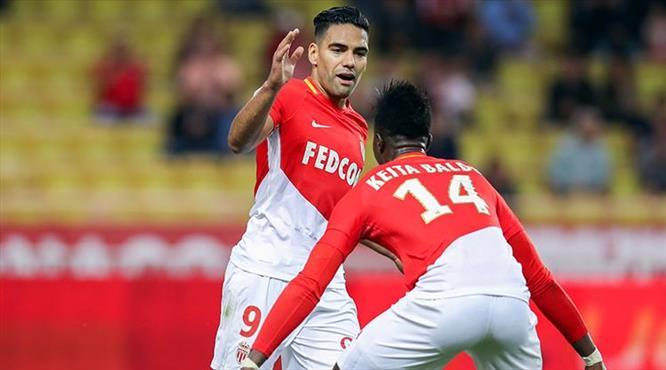 Monaco kazanmayı hatırladı