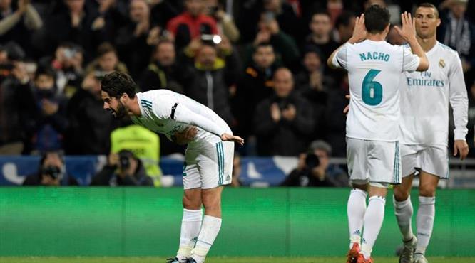 R.Madrid kabustan uyandı