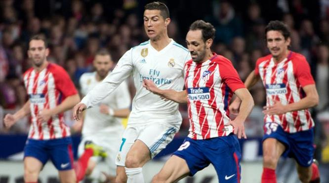 Madrid derbisi Barça'ya yaradı