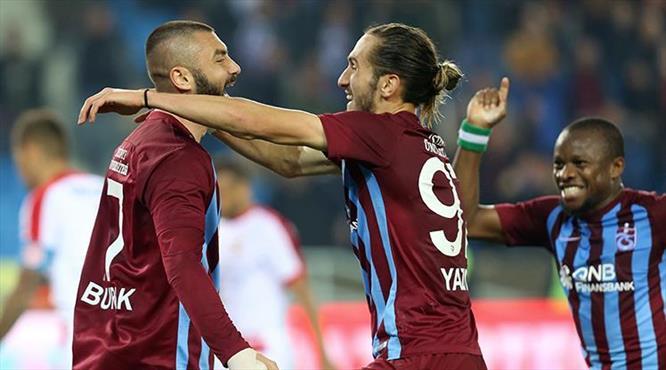 TS-Antalya: 3-0 (ÖZET)