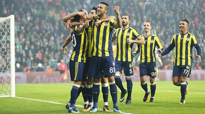 Bursaspor-FB:0-1