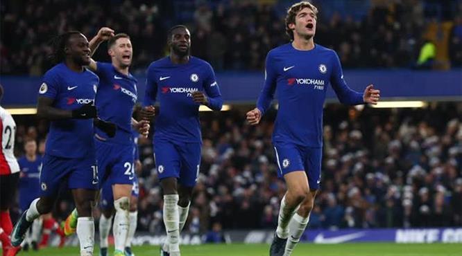 Chelsea'yi harika gol güldürdü