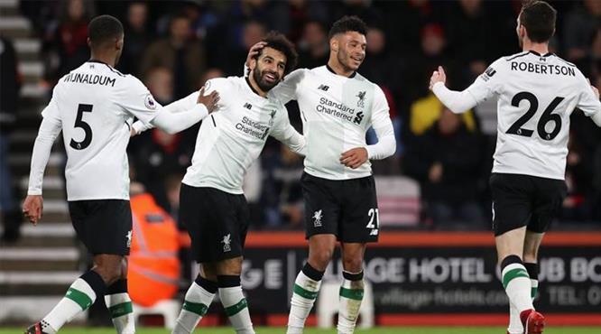 Deplasman fatihi Liverpool
