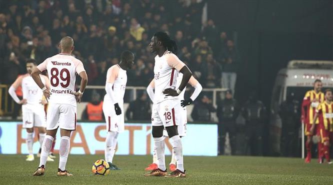 EY Malatyaspor-GS:2-1