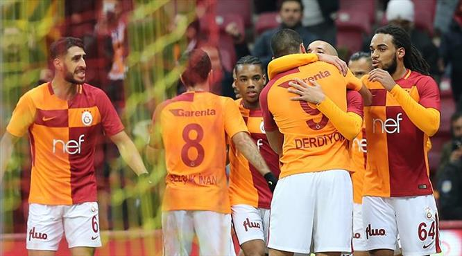 G.Saray-Osmanlı: 2-0