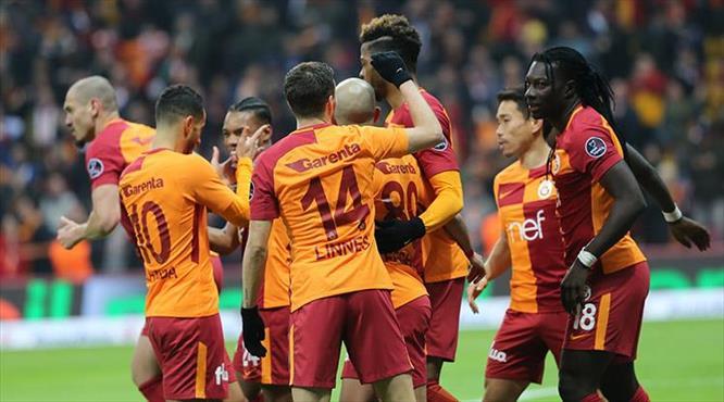 GS-Antalya: 3-0