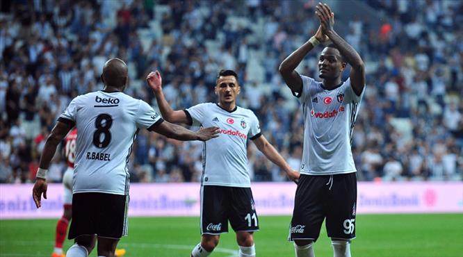 Beşiktaş'ın golleri (2. Bölüm)