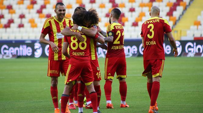 Yeni Malatyaspor'un golleri (1. Bölüm)