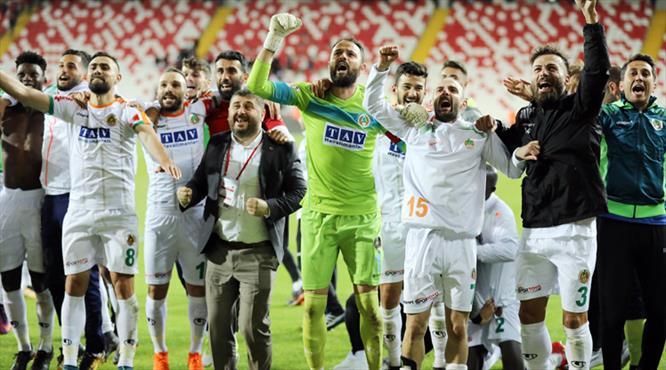 Alanyaspor'un golleri (2. Bölüm)