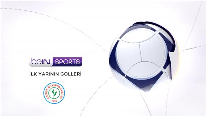 Çaykur Rizespor'un ilk yarıda attığı goller! (1.Bölüm)
